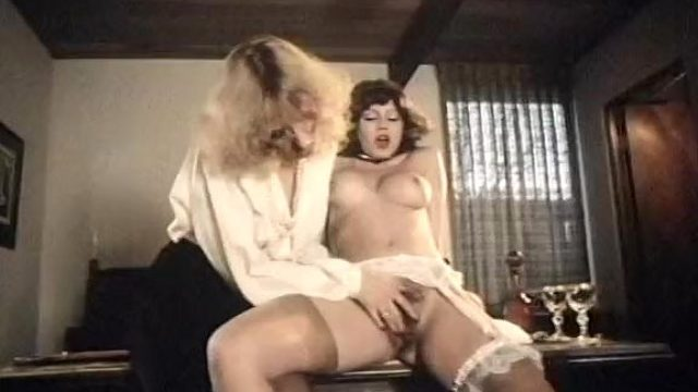 Desiree Cousteau In Antique Orgy Clamp